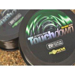 Korda Touchdown 12lb 0,35mm Brown 1000m Spule