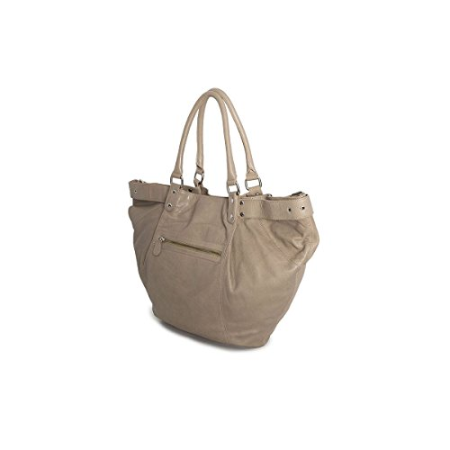IKKS - Sac à main The Fisherman taille 35 cm 60sable