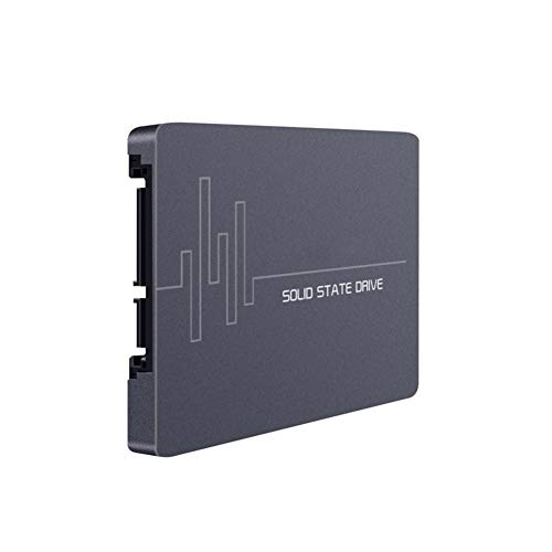 B SSD 2.5 Festplatte Disk Solid State Disks 2.5,Black,60G ()