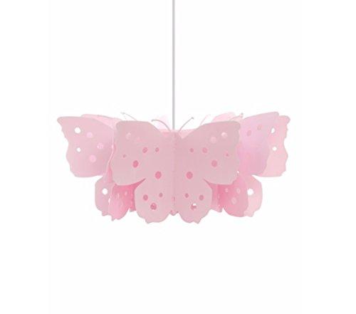 Unicorn & a forma di farfalla per cameretta dei bambini, Ceiling Light