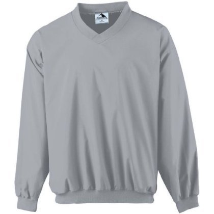 Augusta Men's Drop Ship Micro Poly Windshirt/Lined