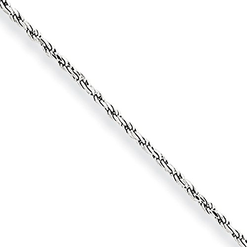 10k-white-gold-12mm-diamond-cut-rope-chain-anklet-lobster-claw-23-centimeters