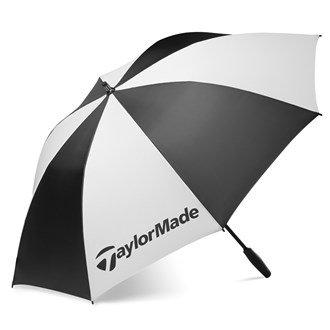 2015taylormade-62single-canopy-ombrello-da-golf-uomo-black-white