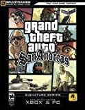 Grand Theft Auto - San Andreas? Official Strategy Guide (XBOX and PC) - Brady Games - 02/06/2005