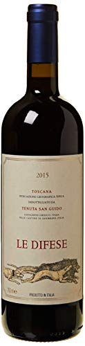 Rosso Toscana IGT 'Le DIfese' - Tenuta San Guido, Cl 75