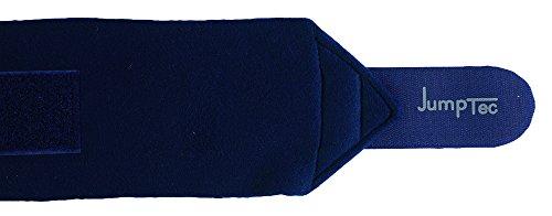 Streifen Bandage (Epplejeck Bandagen Fleece Mike - Dark Blau - Gr. One Size)