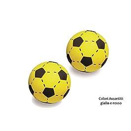 Adriatic  Pallone Spugna, 20 cm, Colori Assortiti