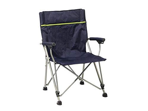 Sunbrella-sonnenschutz (NEU - EXTREM STABIEL - DER 56 cm Breite - 64 cm Tiefe - RELAX FALTSESSEL - mit TRINK- FLASCHENHALTER - mit Wasser undurchlässigem STOFF - WENIG STAUFLÄCHE für AUTO - Strand - Garten - Freizeit - Outdoor - Camping - Reise - Farbe BLAU - Getestet mit Belastung bis 140 KILO - Mit Tragetasche und Schulterriemen - VERTRIEB HOLLY PRODUKTE STABIELO - INNOVATIONEN MADE IN GERMANY - Lieferbar gegen AUFPREIS mit sunbrellas holly schirmen als SET oder einzeln - https://www.dailymotion.com/video/x6v2w86 -)