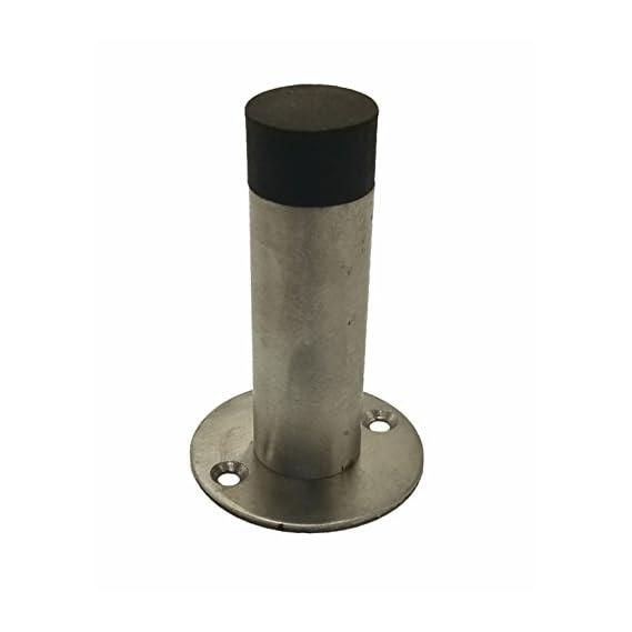 Altos International Door Silencer Steel Back Stopper (Pack of 6 Pcs.)
