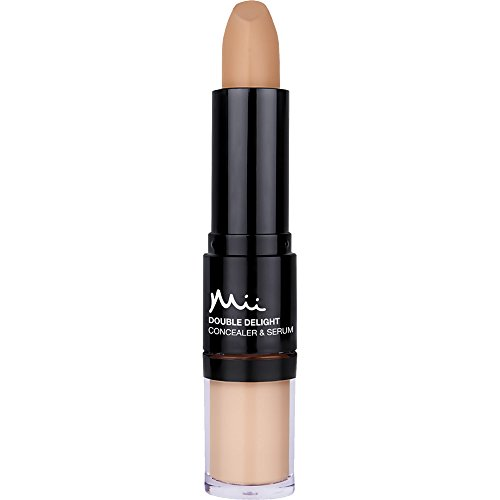 Mi Cosmetics Double Delight Concealer 4g & Serum 2.5ml - 02 Peach Delight