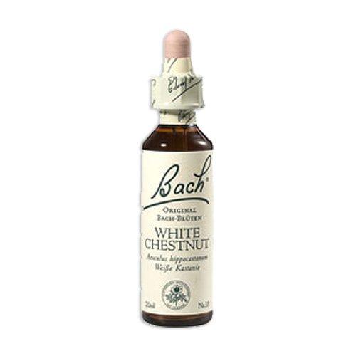 BACHBLUETEN White Chestnut Tropfen, 20 ml