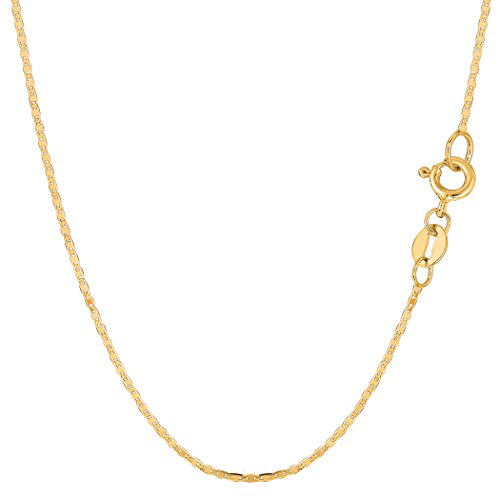 10k-yellow-gold-mariner-link-chain-necklace-12mm-16