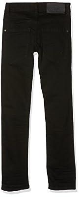 TOM TAILOR Kids Boy's Black Denim Tom Slim Jeans
