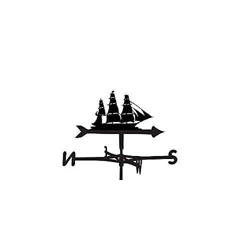 weathervane in shipahoy sailing boat design