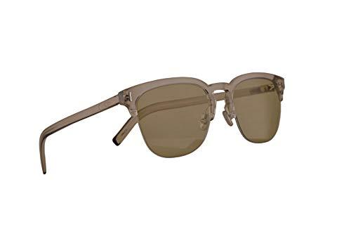 Dior Christian Homme DiorFraction6F Sonnenbrille Beige Mit Grünen Gläsern 55mm 10AQT Fraction 6F Fraction6F