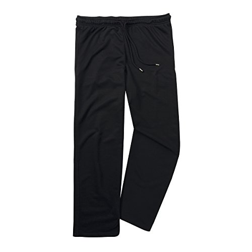 Redfield Herren Jogginghose Übergröße schwarz, XL Größe:10XL