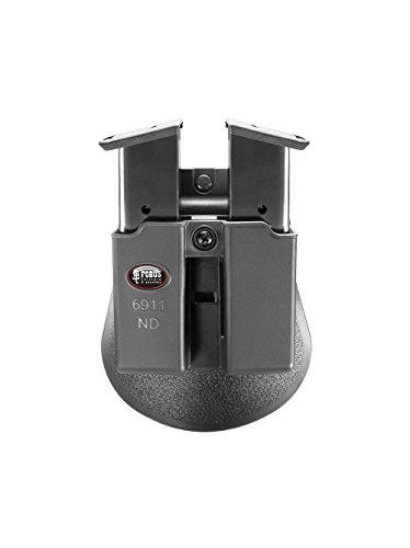 Fobus Doppel magazintasche Gürtelholster Mag Pouch für Ruger LC9 Single-Stack 9mm -