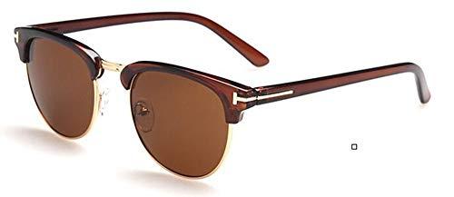 LAMAMAG Sonnenbrille Bond Sonnenbrillen Herren Sonnenbrillen Damen Super Star Celebrity Driving Sonnenbrillen Tom Für Herren Brillen, 7