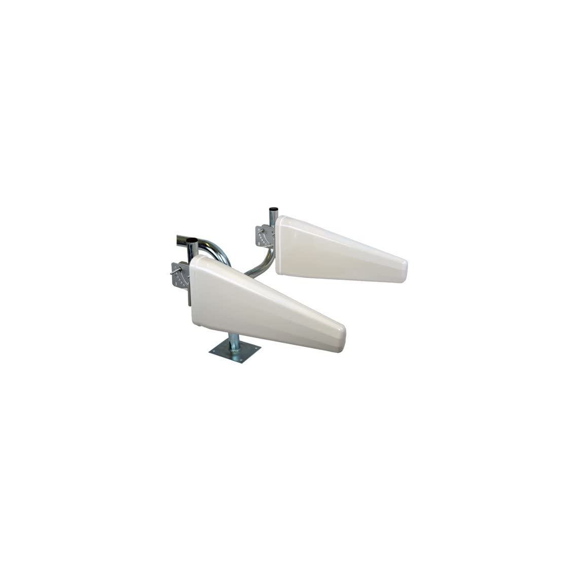 31l4dk27OJL. SS1140  - LTE Hochleistungs - LTE LOG Antenne (800MHz, 1800, 2600) 20dBi - inklusive 10Meter Twin-Antennenkabel - LTE MIMO Richtantenne zur Leistungssteigerung Ihres LTE Signals - passend für Telekom Speedport LTE & LTE II, Vodafone B1000 & B2000, EasyBox 904, Vodafone LTE-Modem, LTE-Turbobox LG FM300, O2 LTE Router, Huawei B390, B593, DD800...