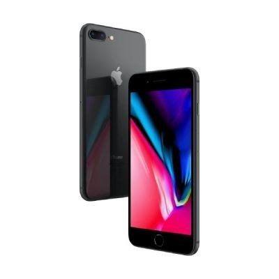 Apple MQ8L2ZD/A iPhone 8 Plus 13,94 cm (5,5 Zoll), (64GB, 12MP Kamera, Auflösung 1920 x 1080 Pixel) Space Grau