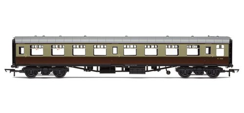 Hornby R4644 Br Mk1 Tourist Second Open Coach