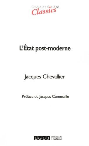 L'État post-moderne par Jacques Chevallier