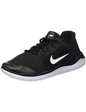 Nike Free RN 2018 (GS), Zapatillas de Deporte para Niños