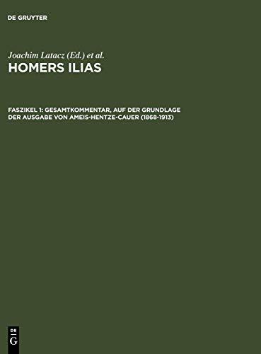 Homers Ilias. Zweiter Gesang (B): Text und Übersetzung (Sammlung wissenschaftlicher Commentare (SWC)) (Wissenschaftliche übersetzung)