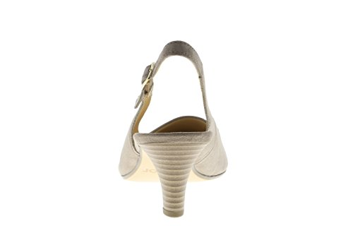 Gabor Damen Fashion Pumps Visone