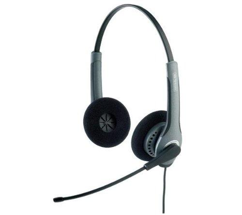 Jabra GN2000 Binaural mit Überkopfbügel (SoundTube, E-STD) (Jabra Tube Headset)