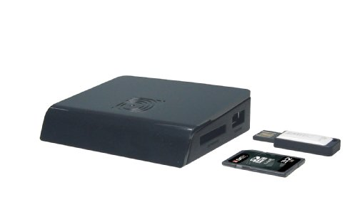 Emtec EKLTVN-120 Movie Cube Media-Player (Festplatte Movie Player)