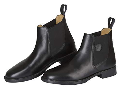 Kerbl Covalliero Leder Classic Reitstiefelette, schwarz, Gr. 38