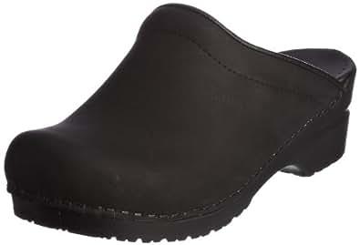 Sanita original femme sonja oil clogs &, mules à talons, Noir - noir, 48