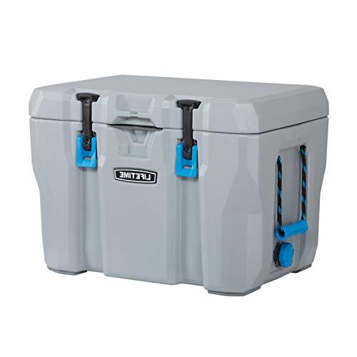 Lifetime Kühlbox, Eisbox, Campingbox, Kühlschrank, Eistruhe Cooler mit Tragegriffen // Ideal für die Aufbewahrung von kalten Getränken -