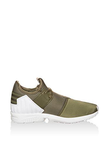 adidas Uomo Zx Flux Plus Sneakers stringate Green
