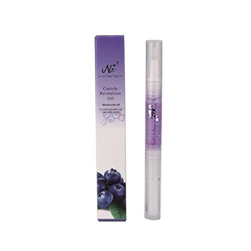 Premium Qualität 1 STÜCKE Mix Geschmack Nagelhaut Revitalizer Öl Stift Nailart Pflege Behandlung Maniküre Set F Carry stone -