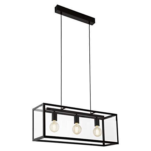 EGLO 49393, lampada per interni, colore: argento