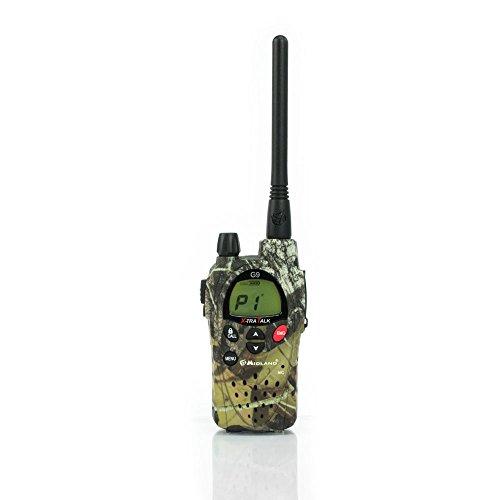 Midland G9 C923.03 Walkie-Talkie, Bibanda PMR446/LPD, mimetico