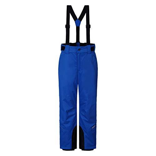 Icepeak Kinder Carter Junior Wadded Hose, königsblau, Size 176 cm