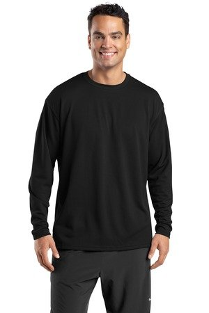 Sport-Tek-Dri Mesh Long Sleeve Shirt