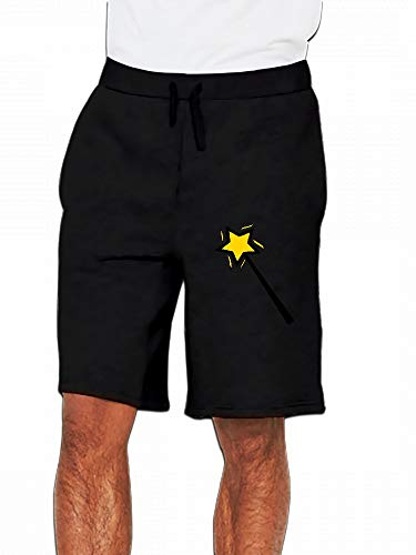 Abetteric Men Denim Relaxed Ripped Summer Oversized Basic Casual Shorts