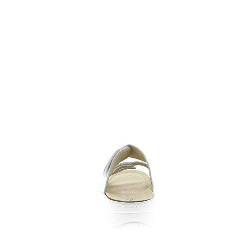 Longo comfort 3074259, Zoccoli donna weiß - offwhite