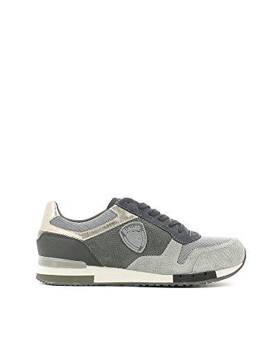 Blauer USA Herren Runori Sneakers Grau