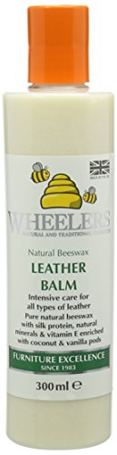Price comparison product image Wheelers Beeswax Leather Balm,  300 ml