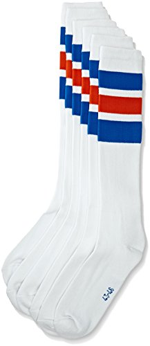 Dickies Herren Socken, Atlantic City ( 3er Pack), GR. XXXXXX-Large (Herstellergröße: 42), Mehrfarbig (Royal Blue) (Herren Dickies Socken)