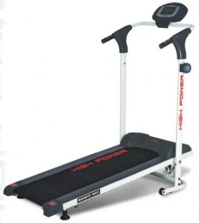Magnetic Walk Tapis Roulant Magnetico per home-fitness, inclinazione manuale 3 livelli, nastro...