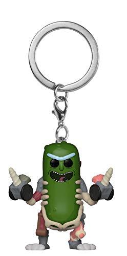 Funko Pop! Rick & Morty - Keychain Pickle Rick In