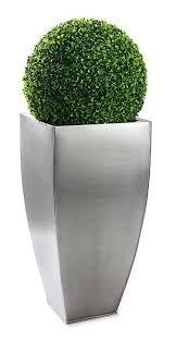 Buchsbaum Kugel Buxus künstlich Kunstpflanze Buchsbaumkugel Kunstbaum Deko Innen Außen Buxkugel Dekoration von Fire4u bei Du und dein Garten