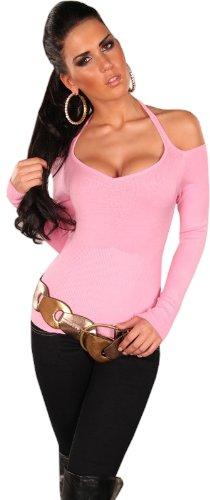 in-style-damen-pullover-schulterfrei-mit-v-ausschnitt-einheitsgrosse-32-36-rosa