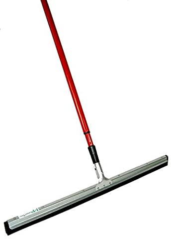 BawiTec Squeegee with Telescopic Handle 200 cm Professional Squeegee 75 cm metal